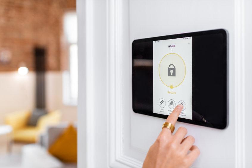 Investissez dans les systèmes d'alarme domotiques